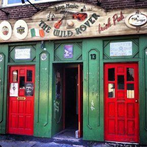 TUF im Wild Rover Irish Pub - 24.3.2017 ab 20:30 Uhr